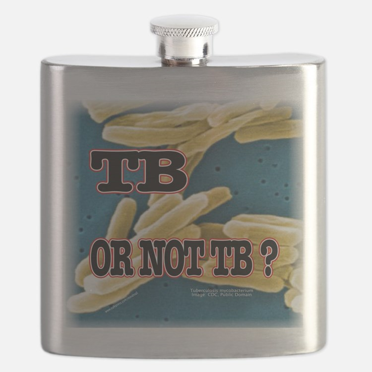 Tb or Not TB Flask