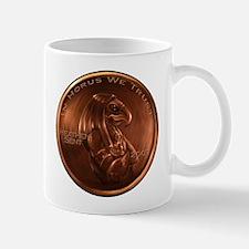 Horus Heathen Cent Mug
