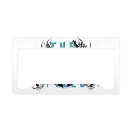 The Dead Files License Plate Holder