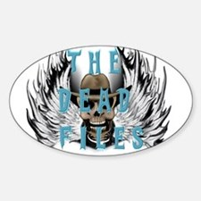 The Dead Files Decal
