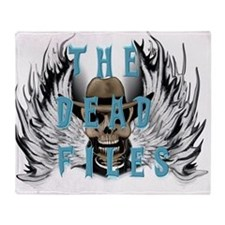 The Dead Files Throw Blanket