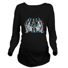 The Dead Files Long Sleeve Maternity T-Shirt