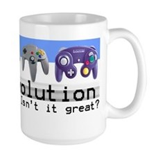"""""""Evolution"""" Coffee Mugs"""
