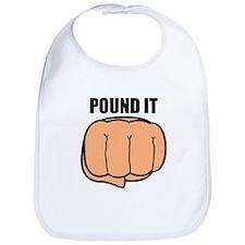 Pound It Bib