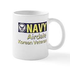 U. S. Navy Airdale Mugs