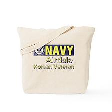 U. S. Navy Airdale Tote Bag