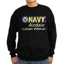 U. S. Navy Airdale Sweatshirt