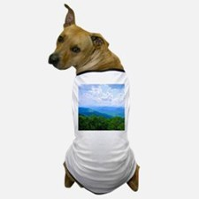 Grandfather Blue Mountain XXVII Dog T-Shirt