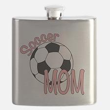 SOCCER MOM Flask