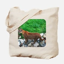 Grandfather Mountain Cougar IV Tote Bag