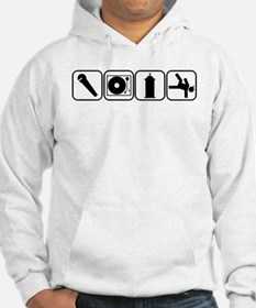 Elements of Hip Hop Hoodie