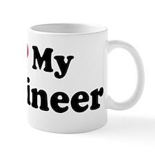 i heart my engineer.png Mugs