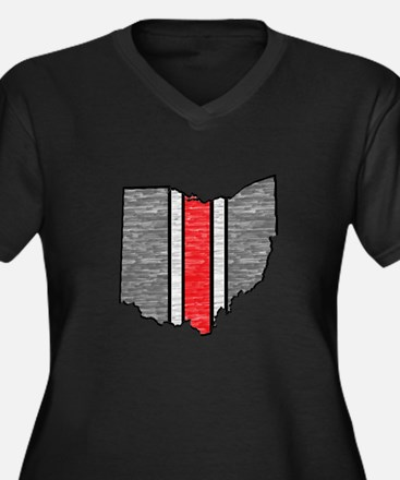 FOR OHIO Plus Size T-Shirt