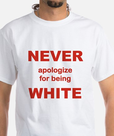 NEVER APOLOGIZE FOR BEING Shirt