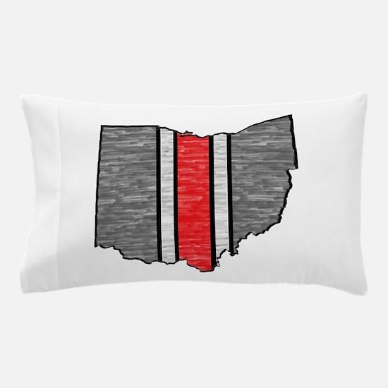FOR OHIO Pillow Case