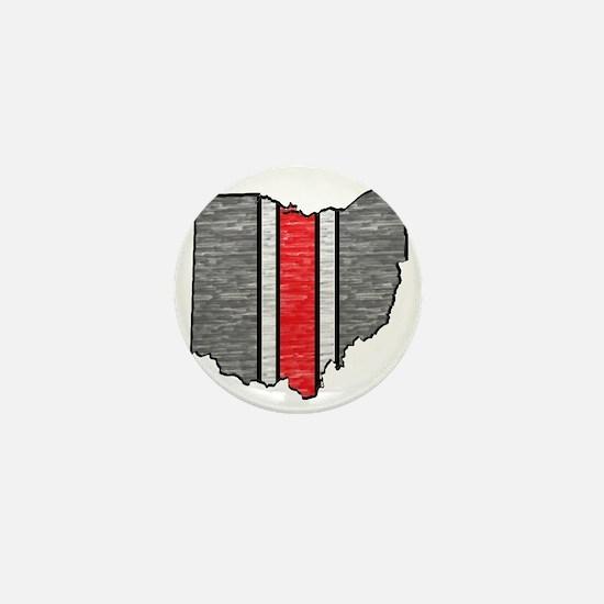 FOR OHIO Mini Button