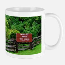 Grandfather Mountain Scene I Mug