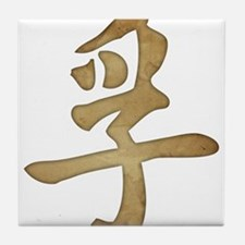 Kanji - Truth Tile Coaster