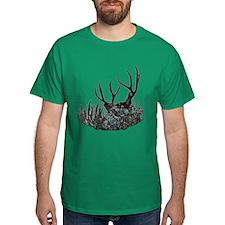Hidden buck T-Shirt