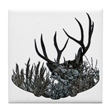 Hidden buck Tile Coaster