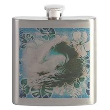 Hawaiian Tropics Flask