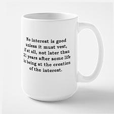 Rule Against Perpetuities Mugs