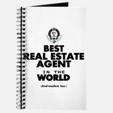 The Best in the World Real Estate Agent Journal