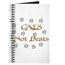 Cats Not Brats Journal