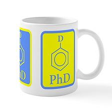 PhD Doctor of Philosophy Mugs