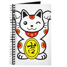 Lucky Cat Journal