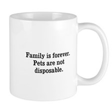 &Quot;Family Is Forever&Quot; Mug