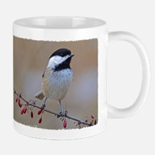Chickadee on limb 2 Mug