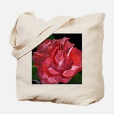My Little Camellia Tote Bag