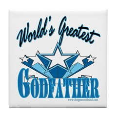 Super Godfather Tile Coaster