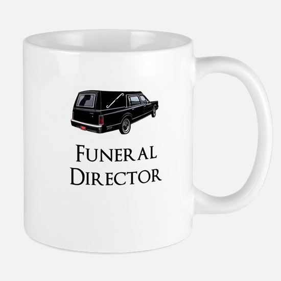 Funeral Director Mug