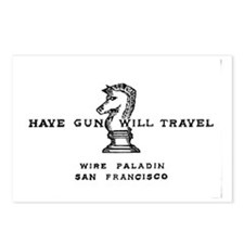 Have Gun Will Travel Postcards (Package of 8)
