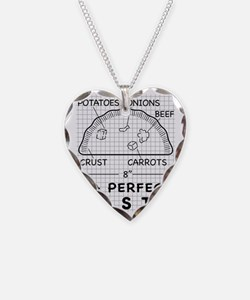 Da Perfect Pasty No Rutabagas Necklace