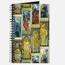 Mucha's Night and Day Journal