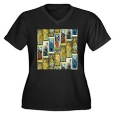 Mucha's Night and Day Plus Size T-Shirt