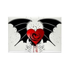 Dragon heart Magnets