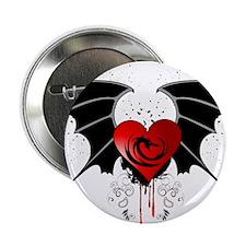 "Dragon heart 2.25"" Button"