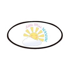Little Miss Sunshine Patches