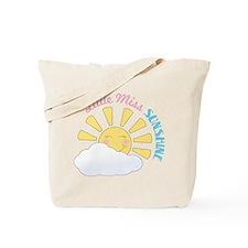 Little Miss Sunshine Tote Bag