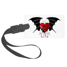 Dragon heart Luggage Tag