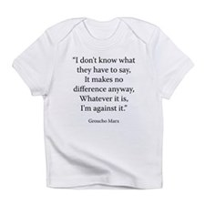 Horse Feathers Infant T-Shirt