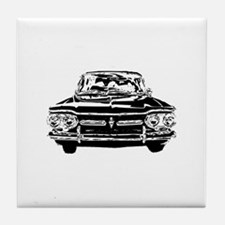 Early Corvair Tile Coaster