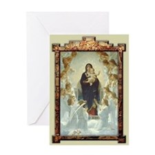 William Bouguereau Greeting Cards