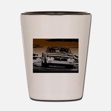 Late Model Corvair Shot Glass