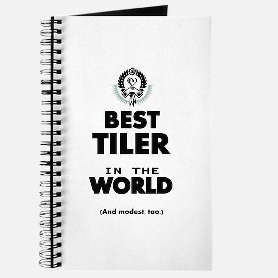 The Best in the World Tiler Journal