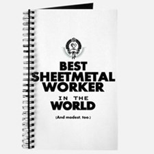 The Best in the World Sheetmetal Worker Journal